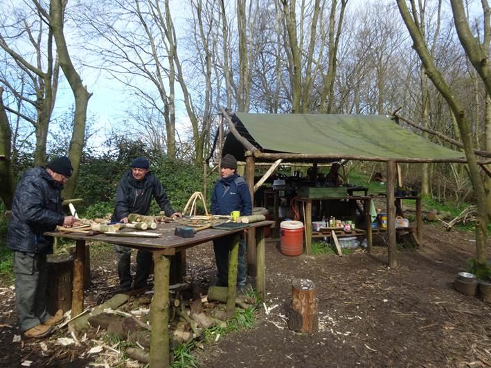 Bushcraft workshop