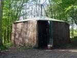 Our yurt (ish)